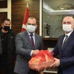 Başkan Volkan Kavaklıgil, Tosya-Kastamonu Bağının Önemli Olduğunu Vurguladı