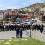 Tosya'da 19 Eylül Gaziler Günü Dolayısıyla Tören Düzenlendi